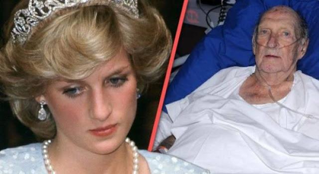 عميل سري متقاعد أخبره الأطباء أنه لن يعيش إلا أسابيع فقرر كشف سرّ خطير سر يتعلق بمقتل الأميرة ديانا