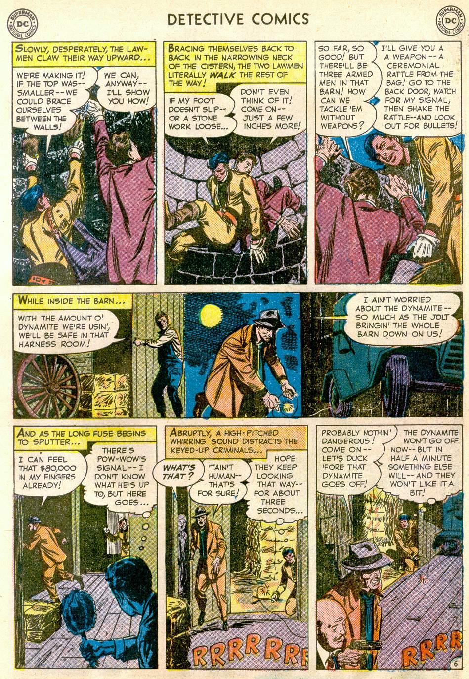 Read online Detective Comics (1937) comic -  Issue #181 - 39