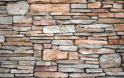 stones wall widescreen resolution hd wallpaper