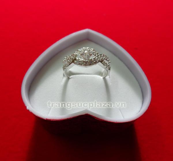 Nhẫn bạc nữ NN109