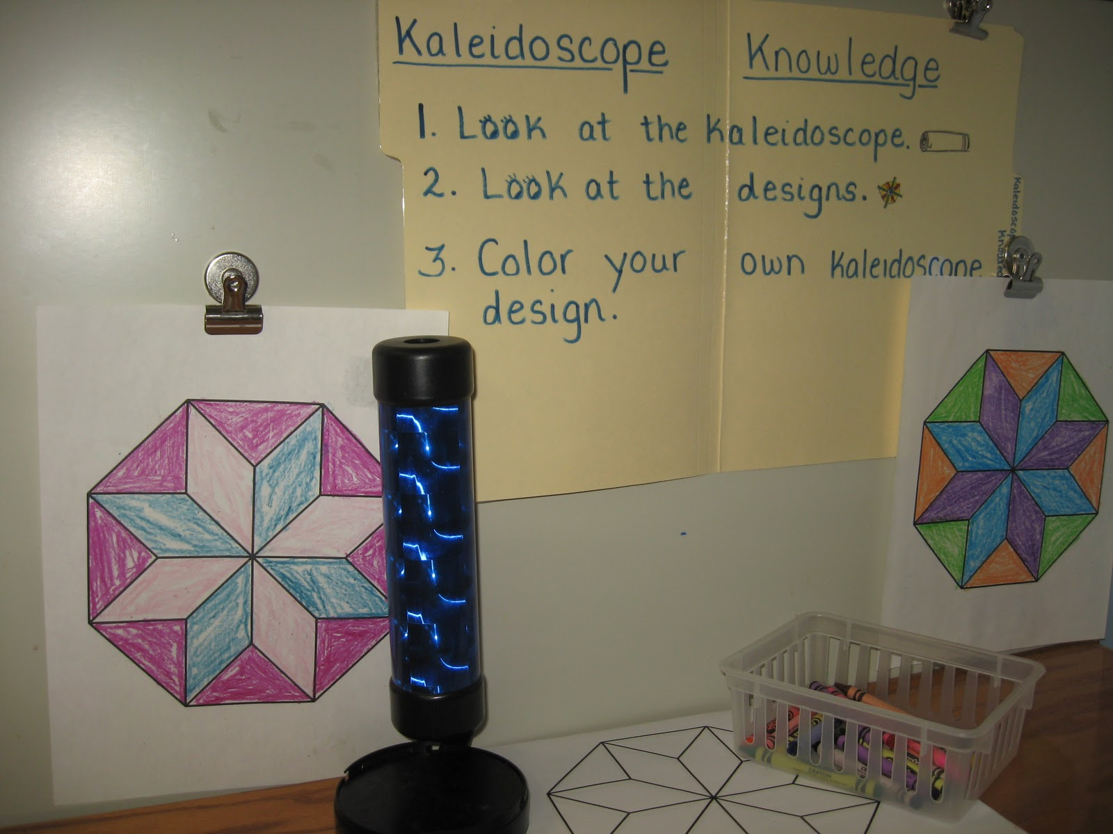 Metamora Community Preschool Kaleidoscope Knowledge