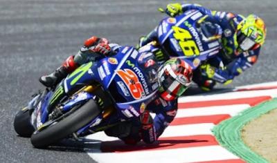 Yamaha Sudah Siap Buat Rossi dan Vinales Mentereng di MotoGP Prancis 2018