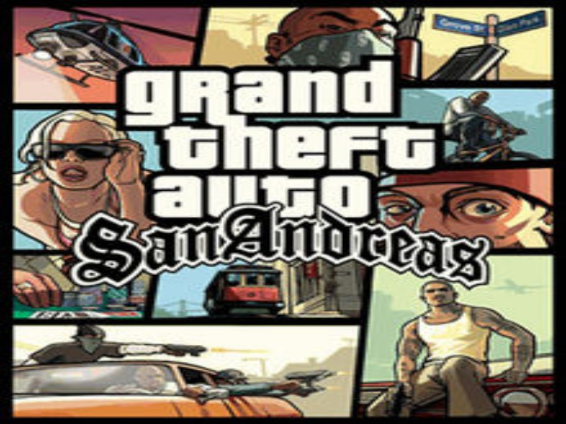 Download GTA San Andreas Highly Compressed For PC