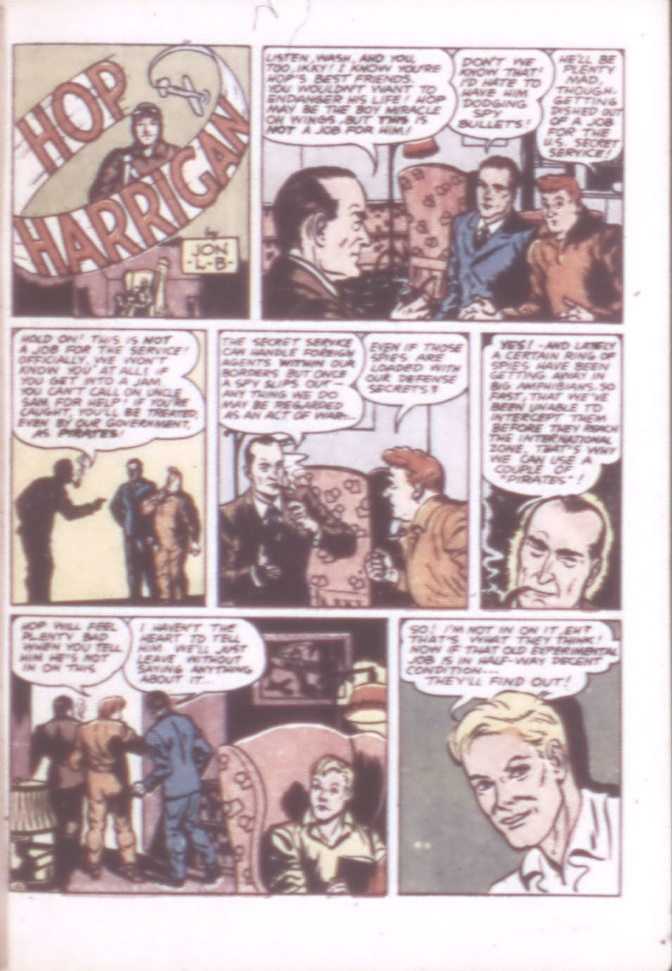 Read online All-American Comics (1939) comic -  Issue #25 - 23