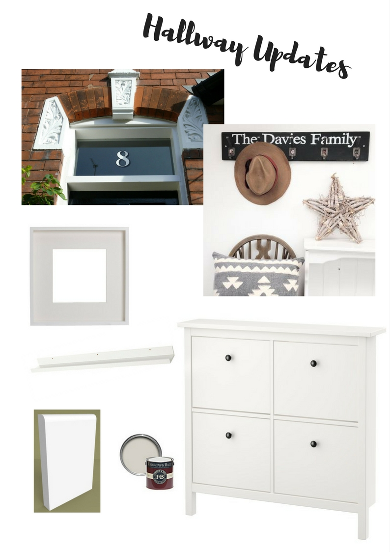 Home Updates: The Entryway