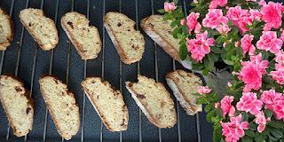 evde diyet biscotti yapımı, diyet biscotti nasıl yapılır, hızlı ve kolay biscotti, KahveKafe