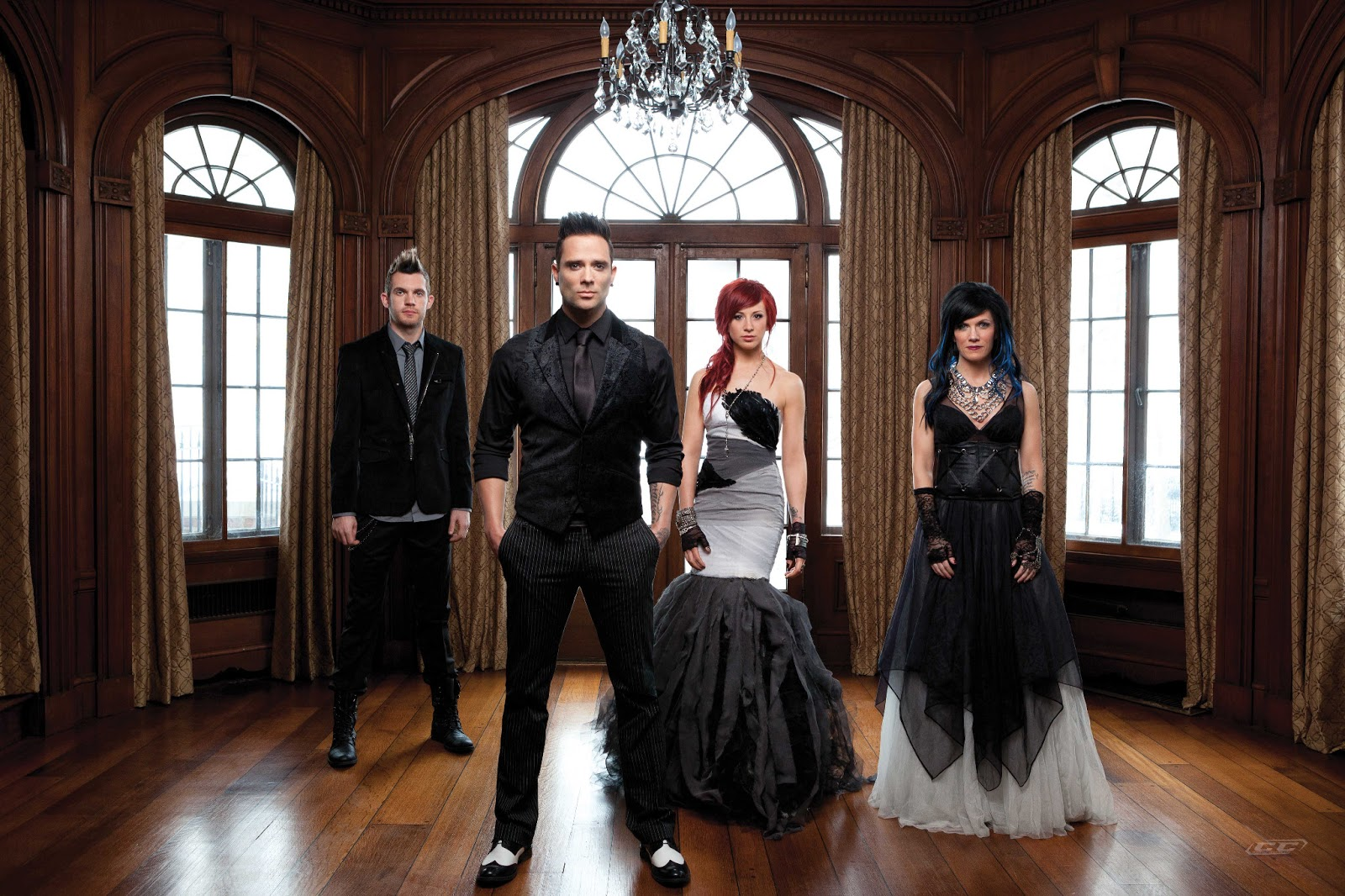 Skillet--Rise-2013-in-photoshoot-HD