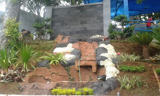 Jasa Pembuat Kolam Relief Cadas di Karawaci