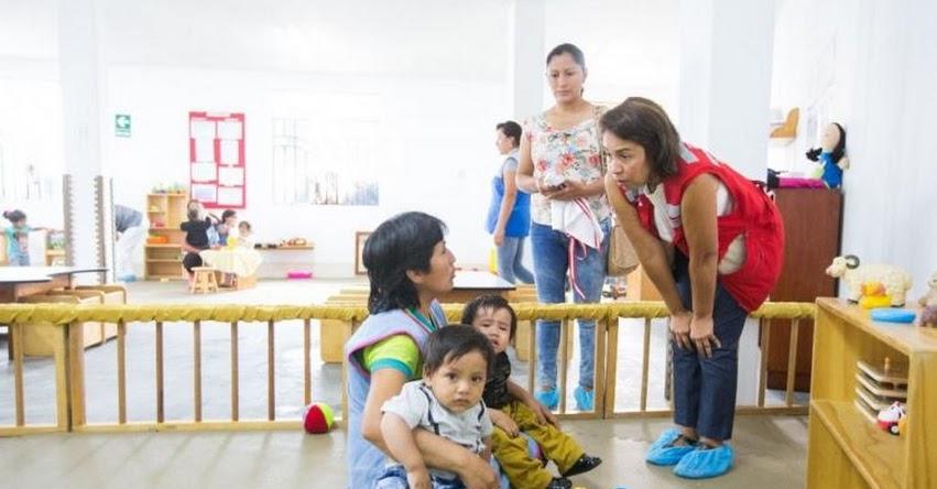 Capacitan a madres de Cuna Más de Trujillo: para prevenir anemia