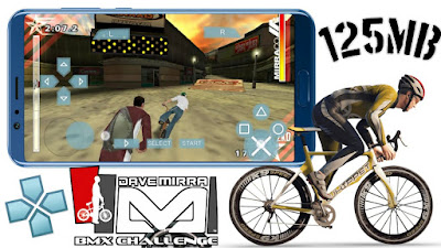 Dave Mirra Bmx Challenge PSP ISO for Android