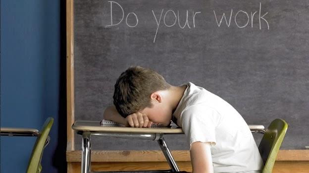 «No existe trastorno de déficit de atención, solo niños aburridos»