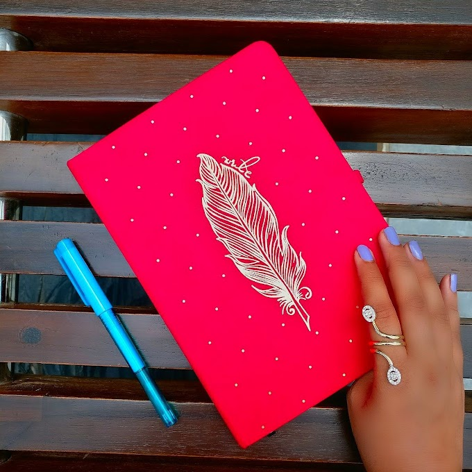Get More Organized With Matrika's Woman's Journal | Review + Price