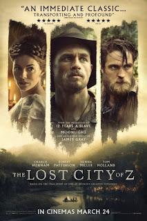 The Lost City of Z (2016) – นครลับที่สาบสูญ [บรรยายไทย]