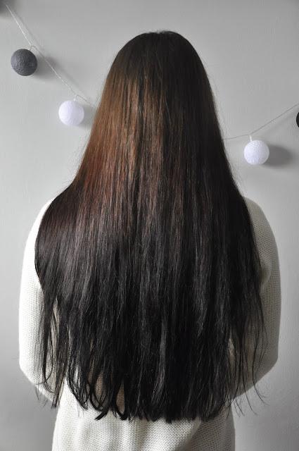 aktualizacja włosów - październik -> listopad