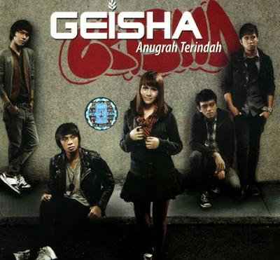 Album Anugerah Terindah Geisha Mp3