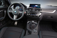 BMW M2 Competition (2018) Dashboard