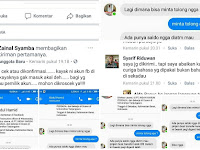 BREAKING NEWS: Diretas! Akun Kades Sungai Ringin Minta Uang Rp 1,5 Juta ke Teman Facebook