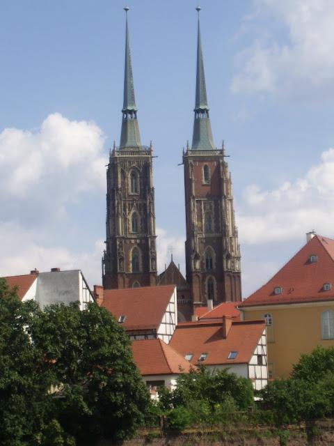 Panoramka: Wrocław