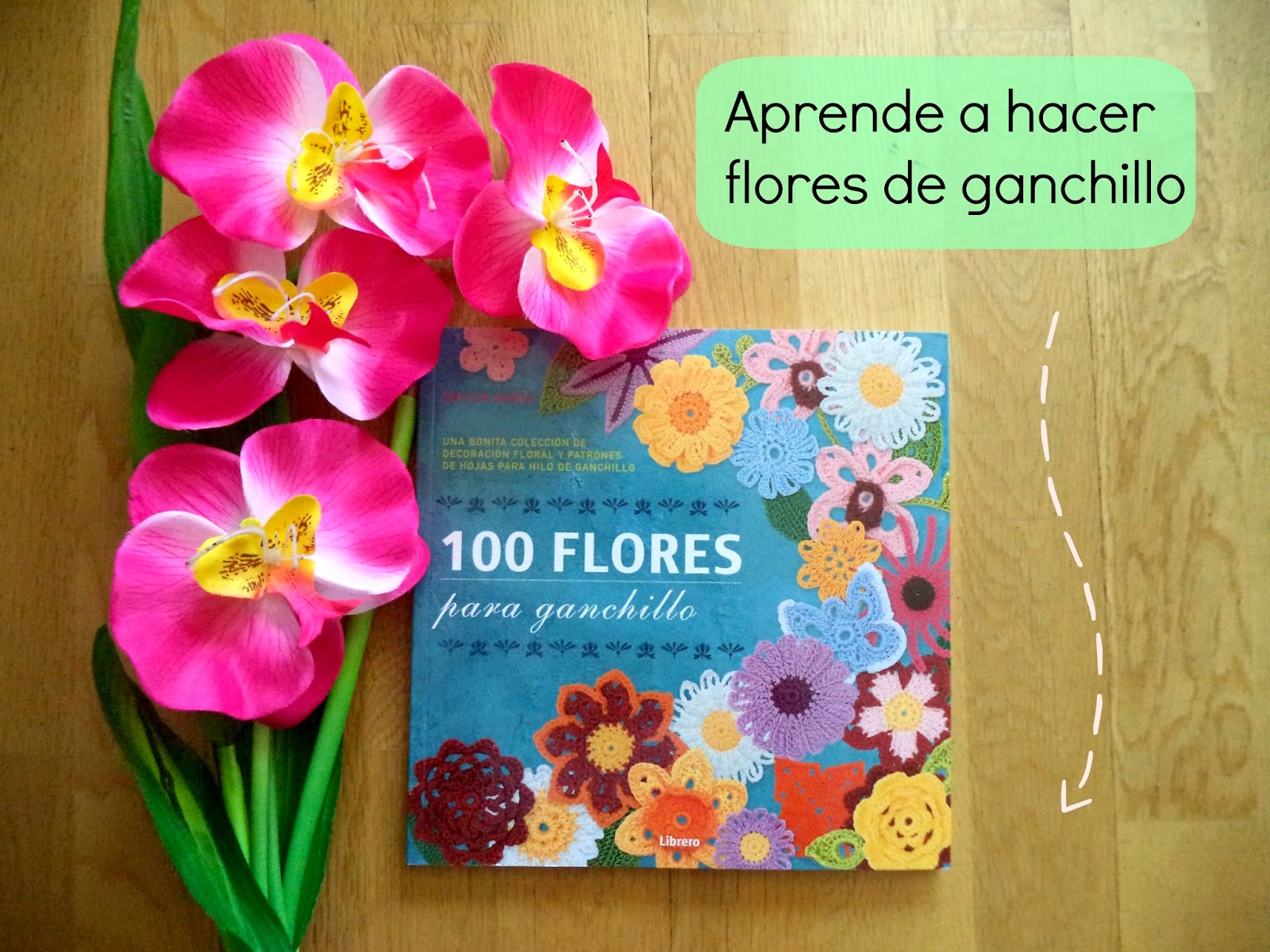 Happy Ganchillo Libros Top Para Ganchilleras Aprender A Hacer - Flores-ganchillo