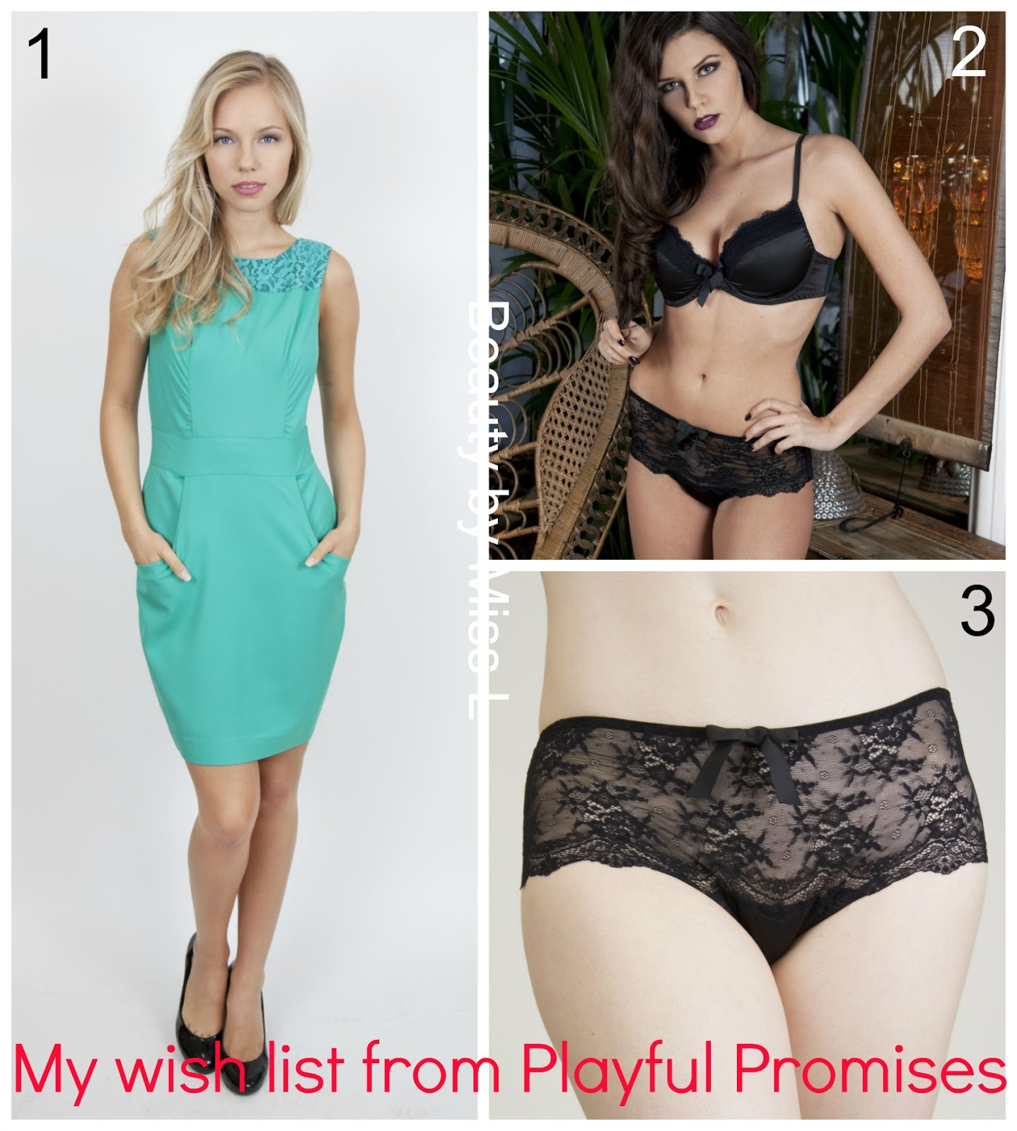 green fitted dress with big pockets, Nina Lace Push Up Bra, Nina Lace Brief