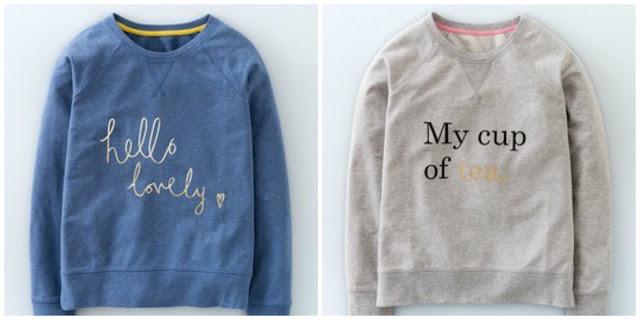 Boden sale sweatshirts
