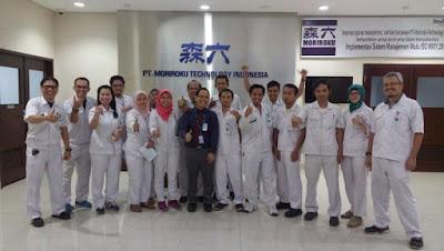 Lowongan Kerja Jobs : Marketing Sales, LEADER, HRGA Supervisor Min SMA SMK D3 S1 PT Miroriku Tecnology Indonesia