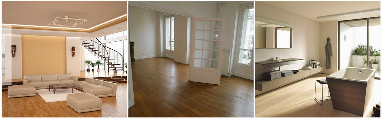 Travaux appartement 92110 clichy