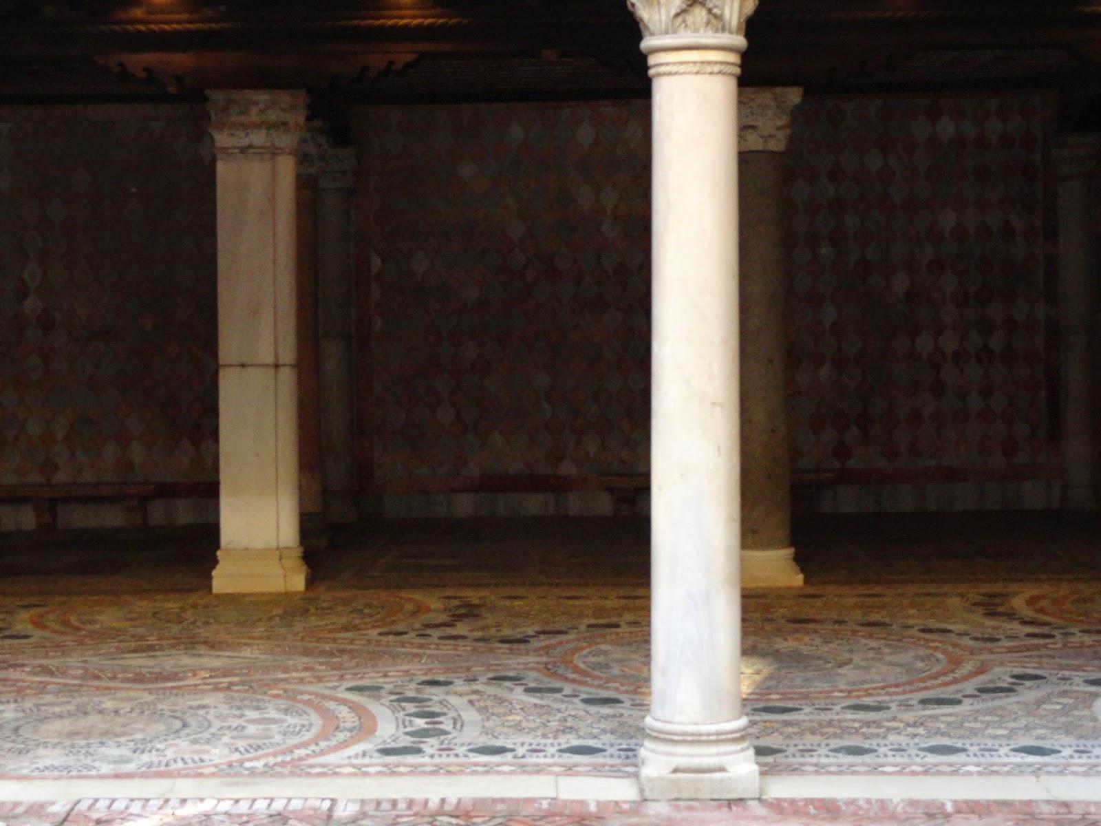 Courtyard-Mosaics-Ca'D'Oro-Venice