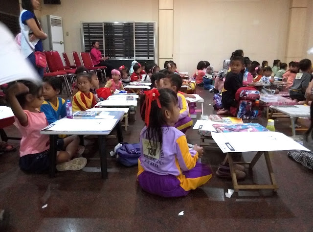 Kids Coloring Competition