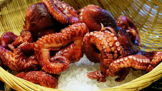 Octopus sustainable seafood