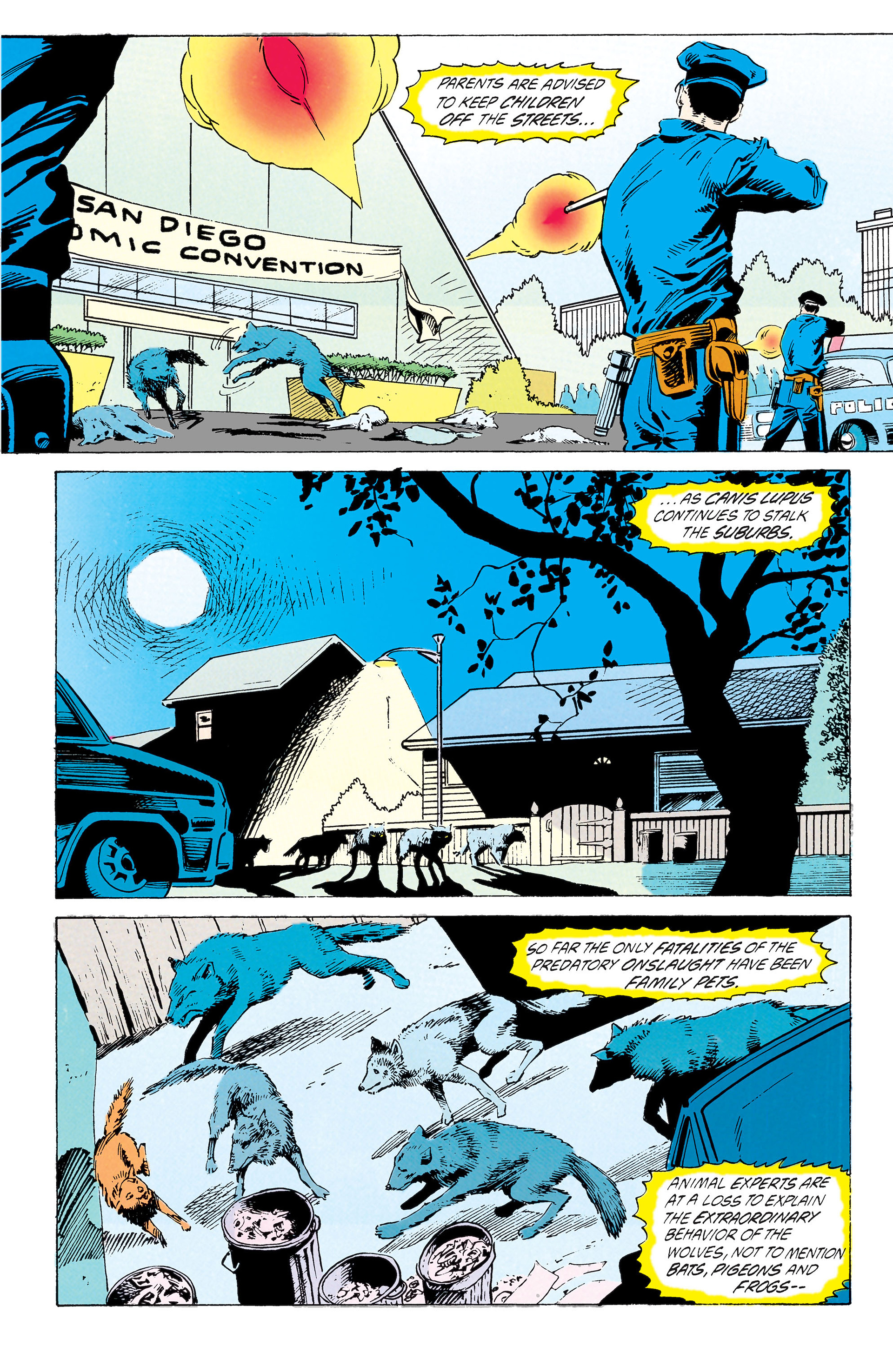 Read online Animal Man (1988) comic -  Issue #39 - 6
