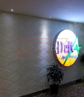 Dinding 3D