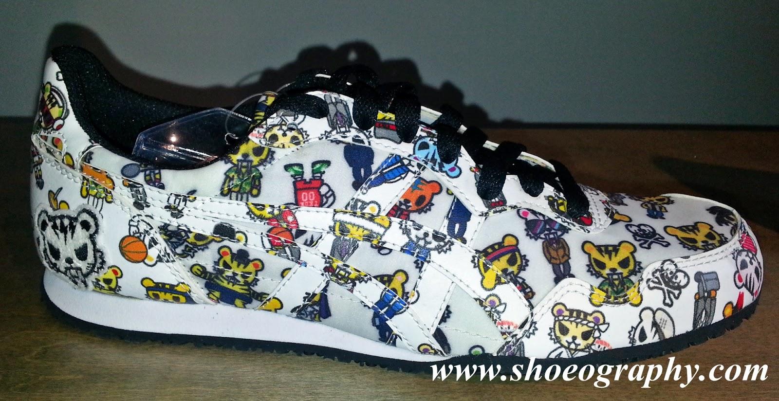 big sale 9697f 447b9 Shoe of the Day | Onitsuka Tiger X Tokidoki Collection ...