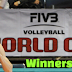 FIVB Men's Volleyball  World Cup Champions List.