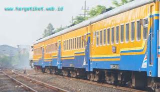 Harga Tiket Kereta Api Pasundan Bulan Juli 2018