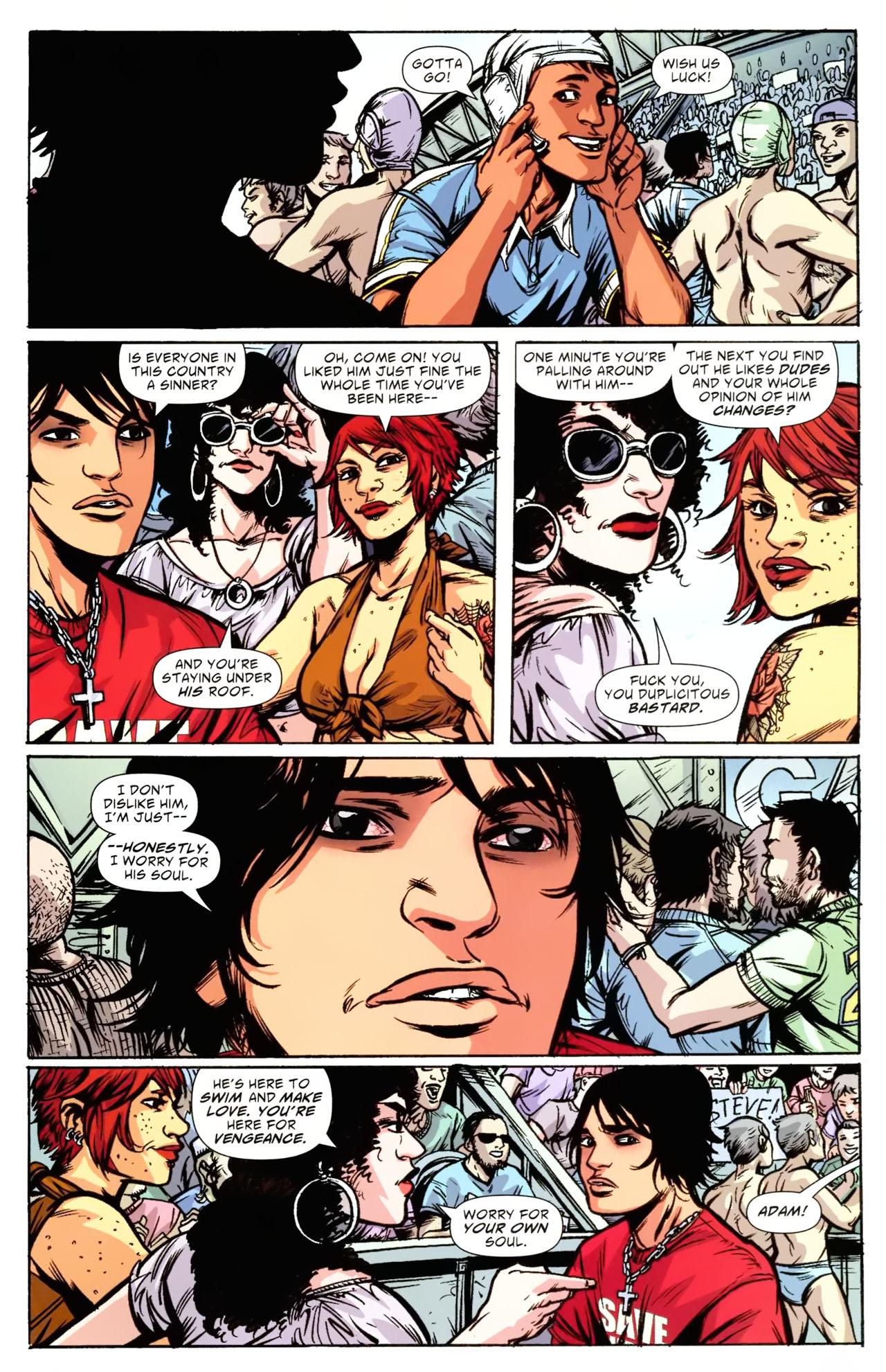 Read online American Virgin comic -  Issue #8 - 22