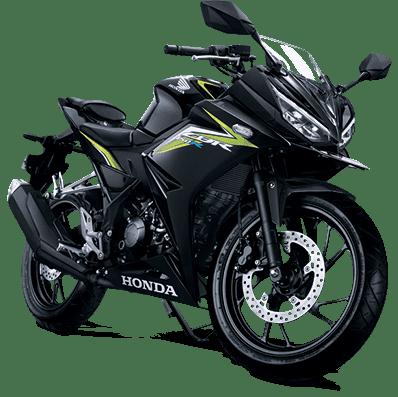 All New Honda CBR150R Nitro Black