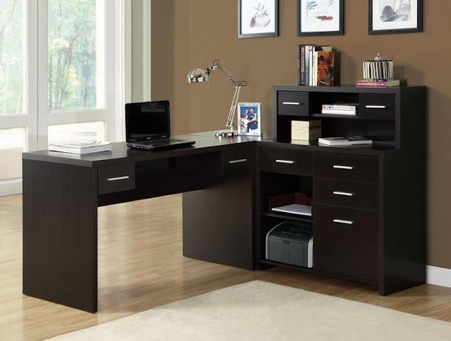 Berbagai macam desain Meja Komputer Terbaik