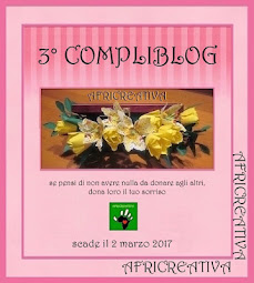 3° Compliblog - Africreativa