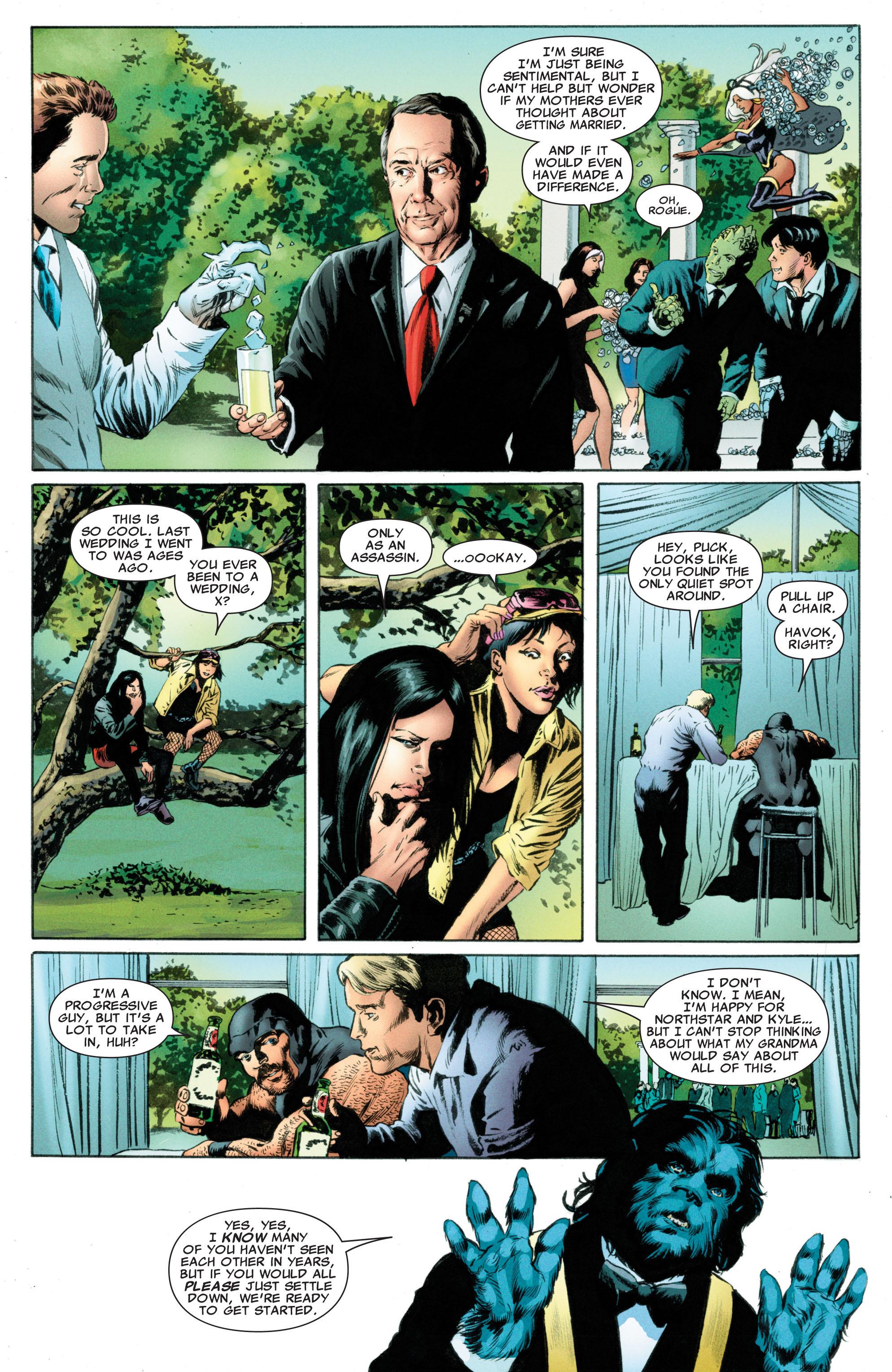 Read online Astonishing X-Men (2004) comic -  Issue #51 - 22