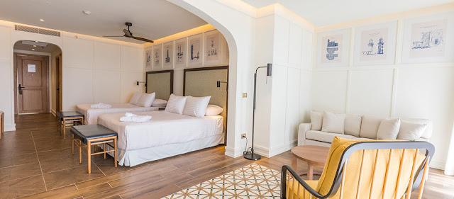 Suite hôtel Océan el Faro