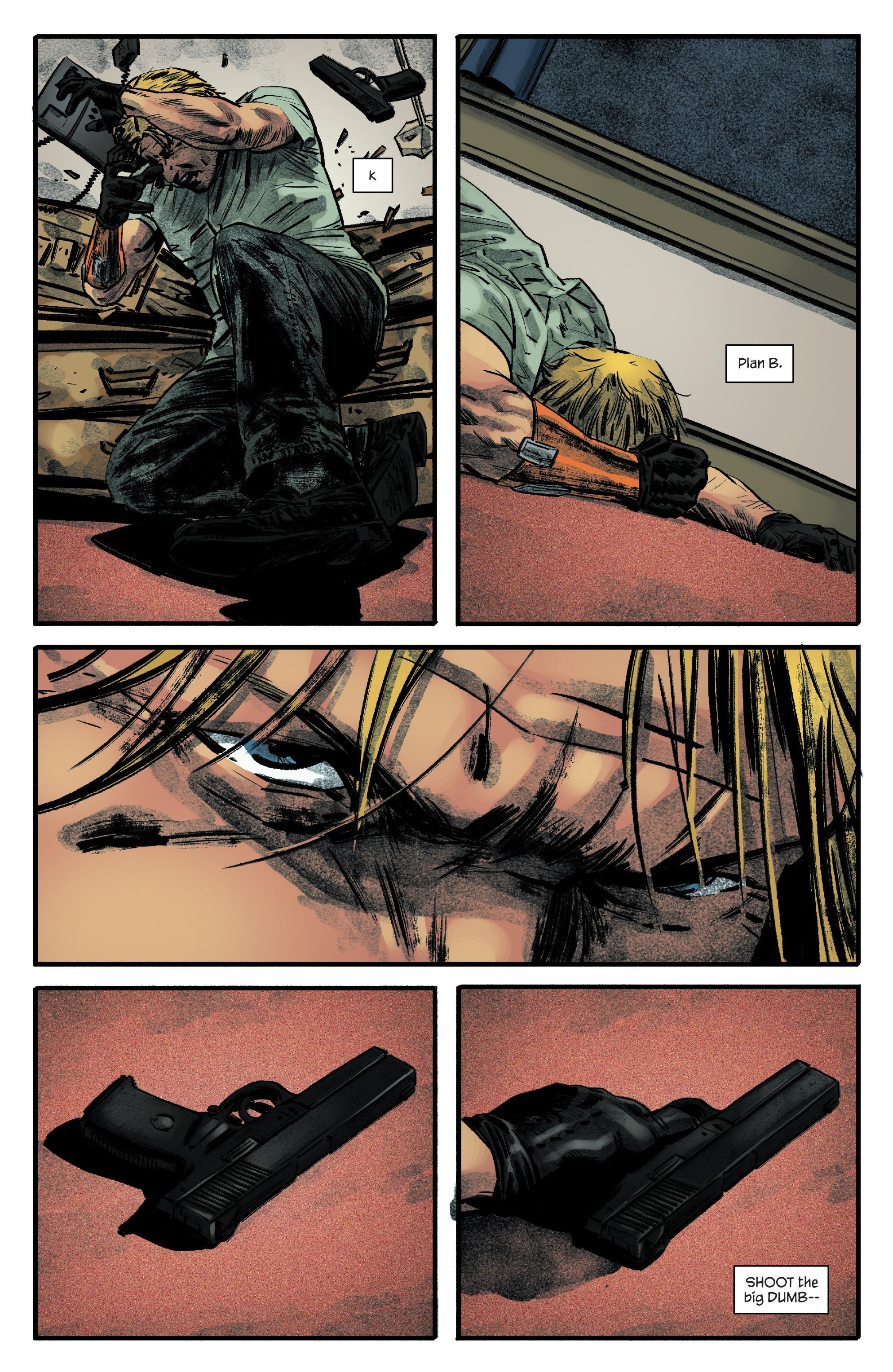 Read online James Bond: Felix Leiter comic -  Issue #6 - 15