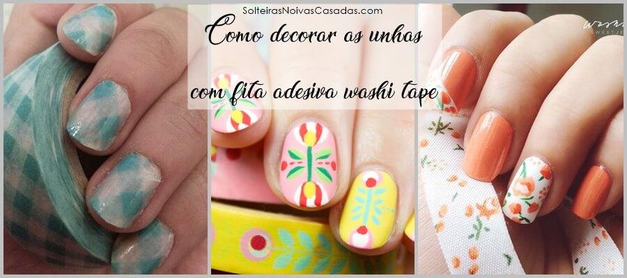 fita adesiva washi tape