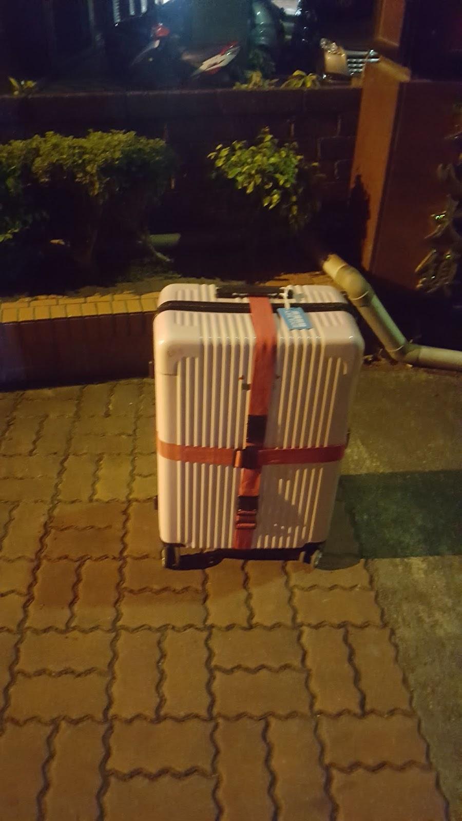 泰國之旅行李