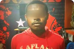 Buser Polres Manokwari Tangkap Pelaku Penikam Ricardo Warfur