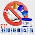 Seguridad en el uso de medicamentos: prevención de los errores de medicación (Enfermería)