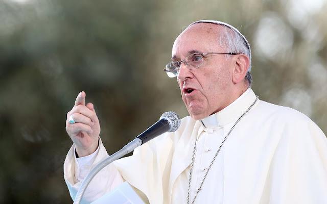 Segundo o Papa Francisco, psiquiatria pode tratar homossexualidade na infância