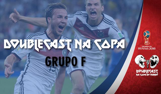 Doublecast Copa Do Mundo - Grupo F