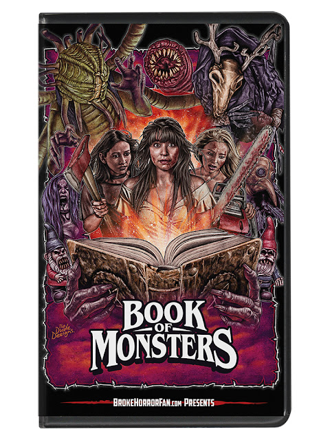 Book Of Monsters Image