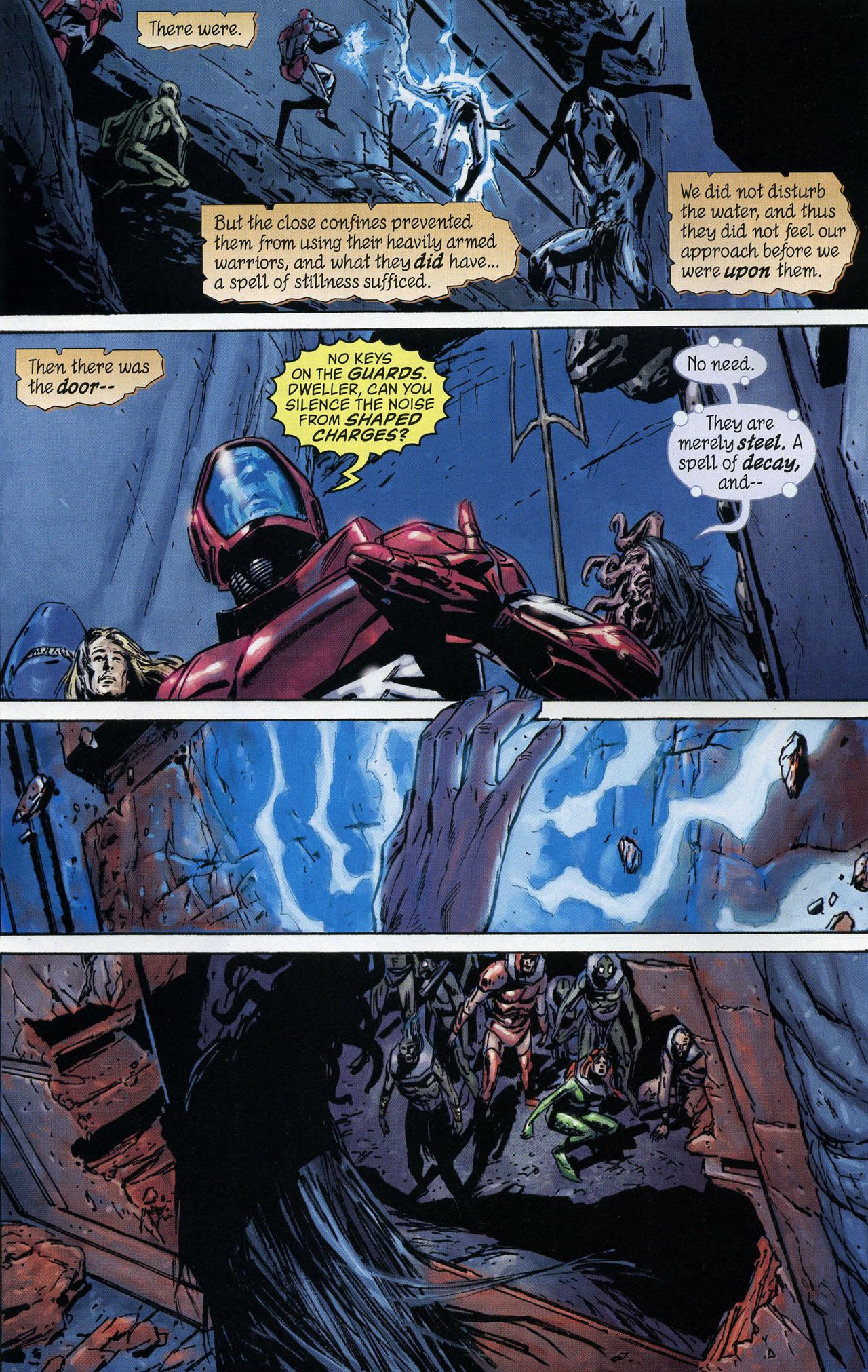 Read online Aquaman: Sword of Atlantis comic -  Issue #44 - 11